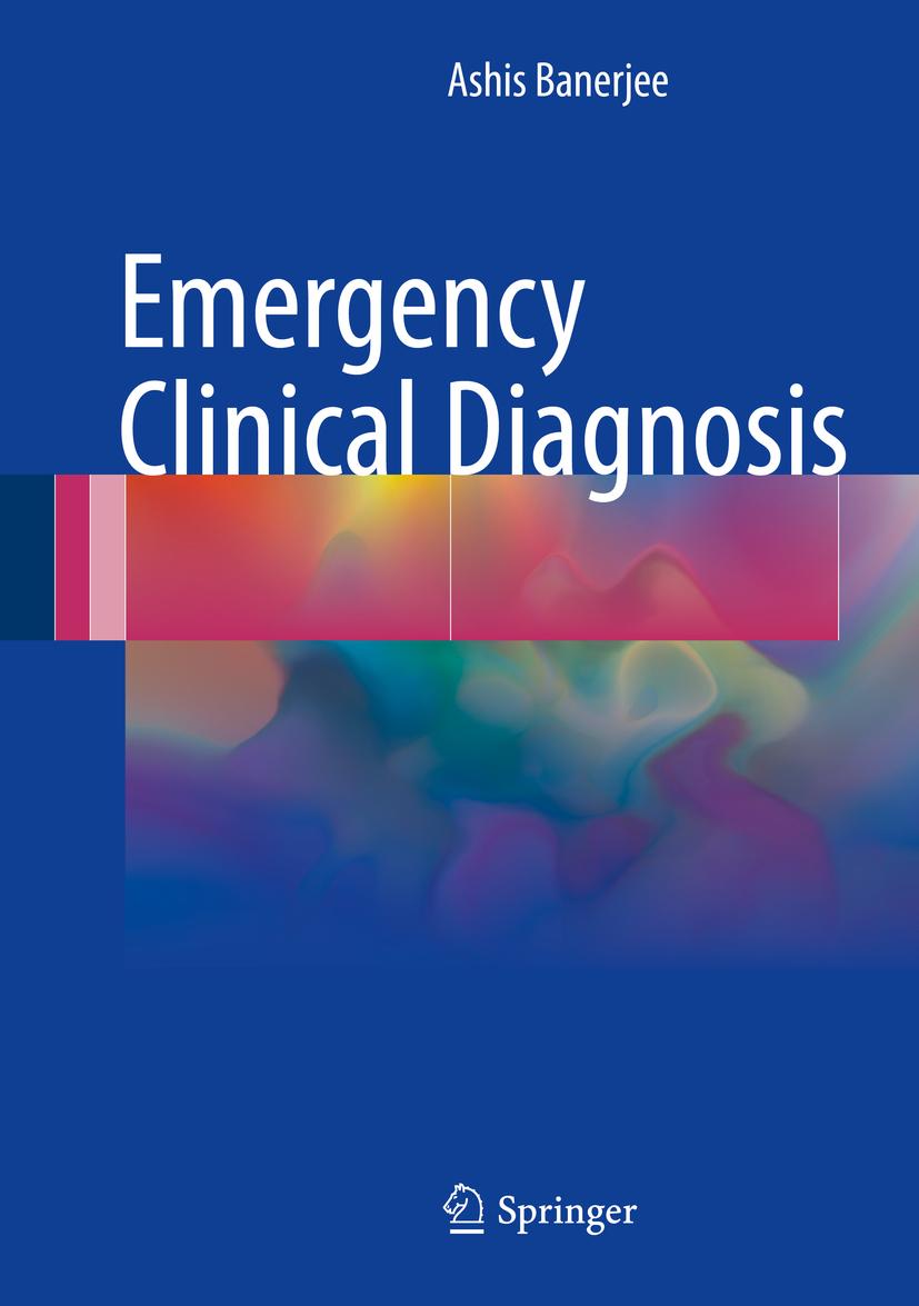 Banerjee, Ashis - Emergency Clinical Diagnosis, ebook