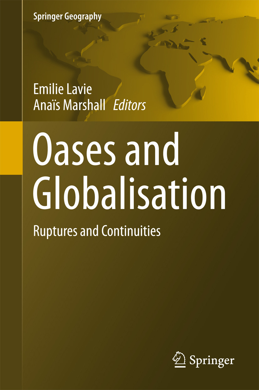 Lavie, Emilie - Oases and Globalization, ebook