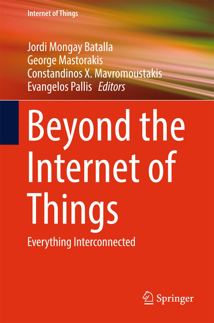 Batalla, Jordi Mongay - Beyond the Internet of Things, e-kirja