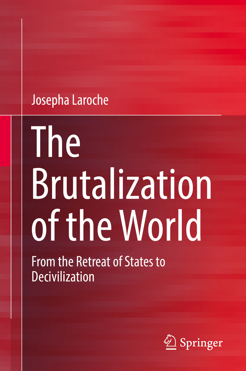 Laroche, Josepha - The Brutalization of the World, ebook