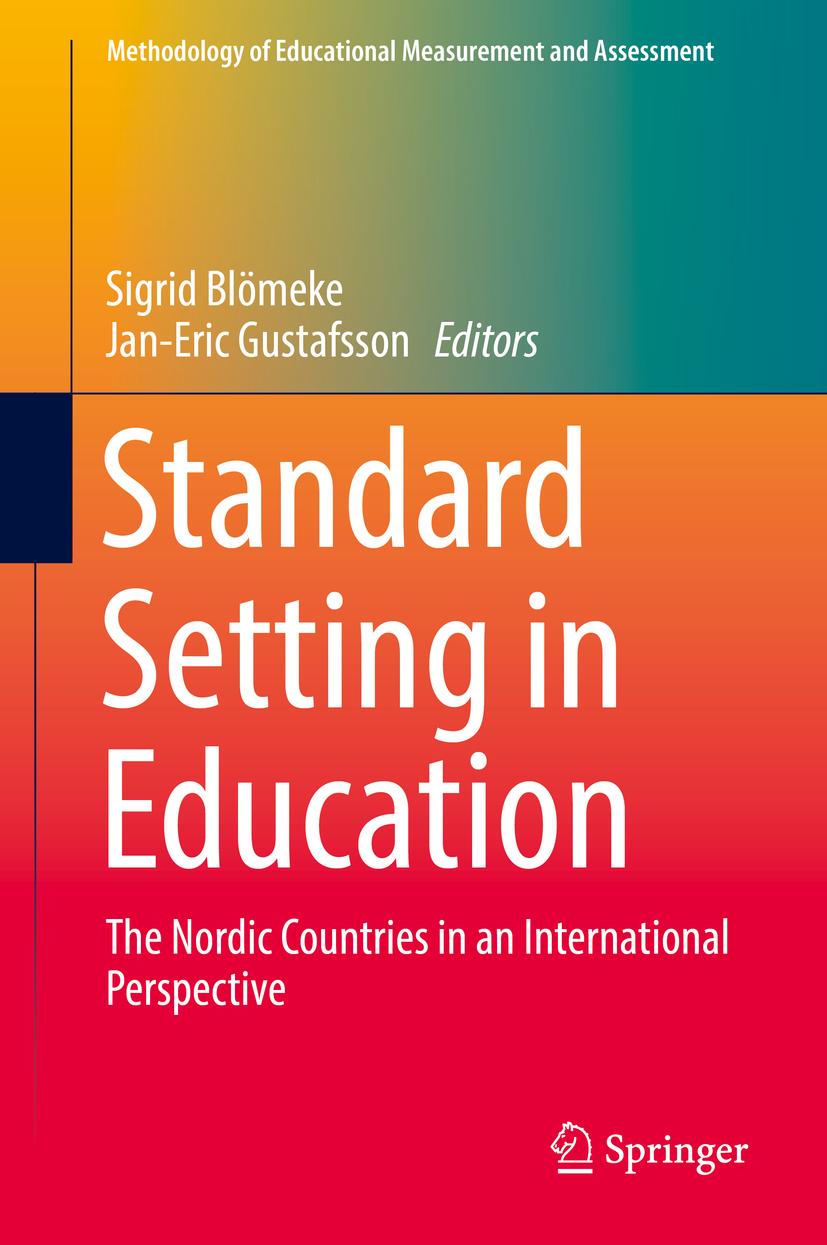 Blömeke, Sigrid - Standard Setting in Education, ebook