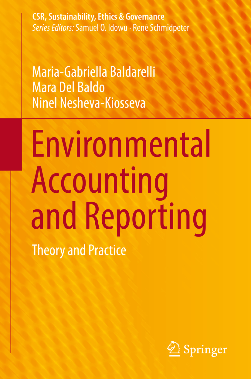 Baldarelli, Maria-Gabriella - Environmental Accounting and Reporting, ebook