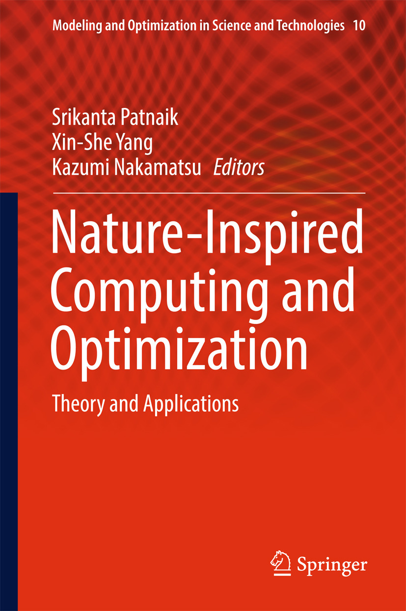 Nakamatsu, Kazumi - Nature-Inspired Computing and Optimization, ebook
