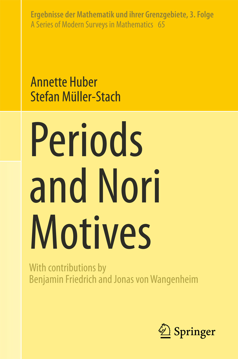 Huber, Annette - Periods and Nori Motives, ebook