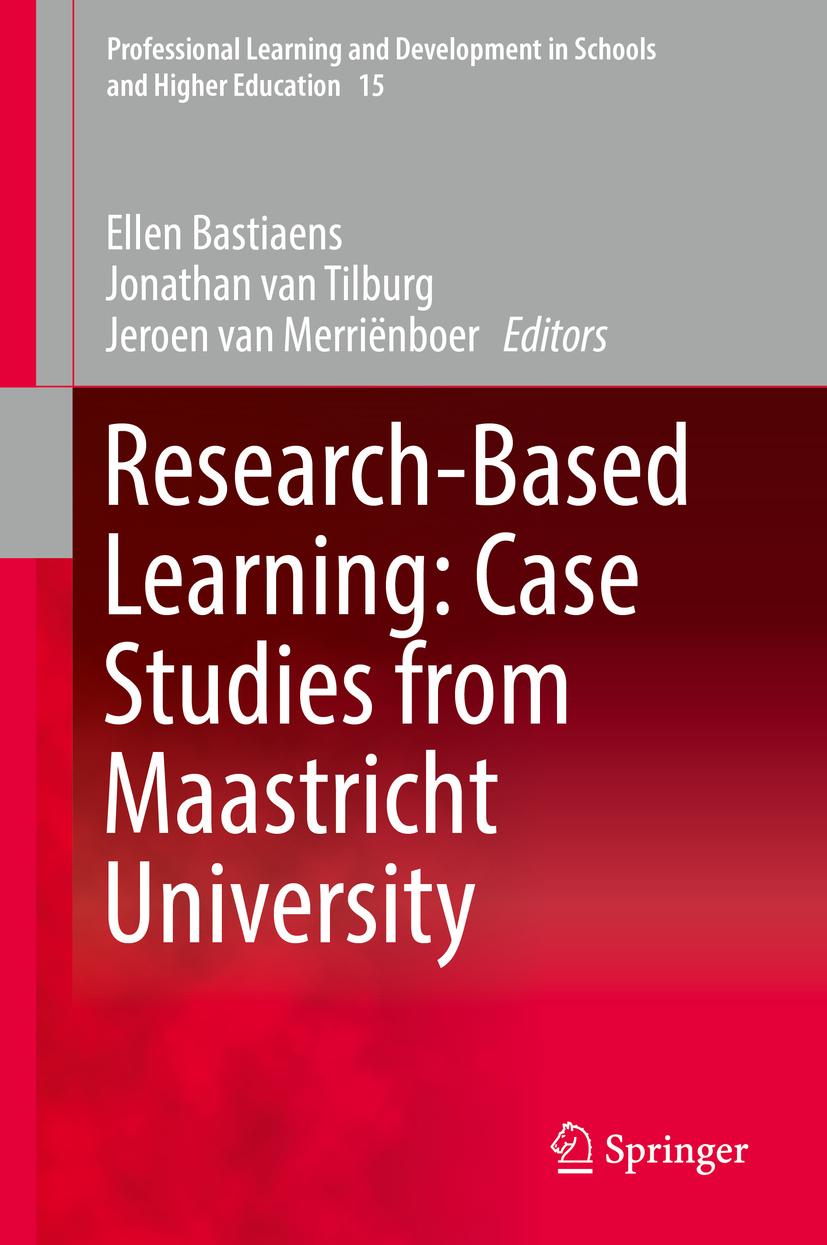 Bastiaens, Ellen - Research-Based Learning: Case Studies from Maastricht University, ebook