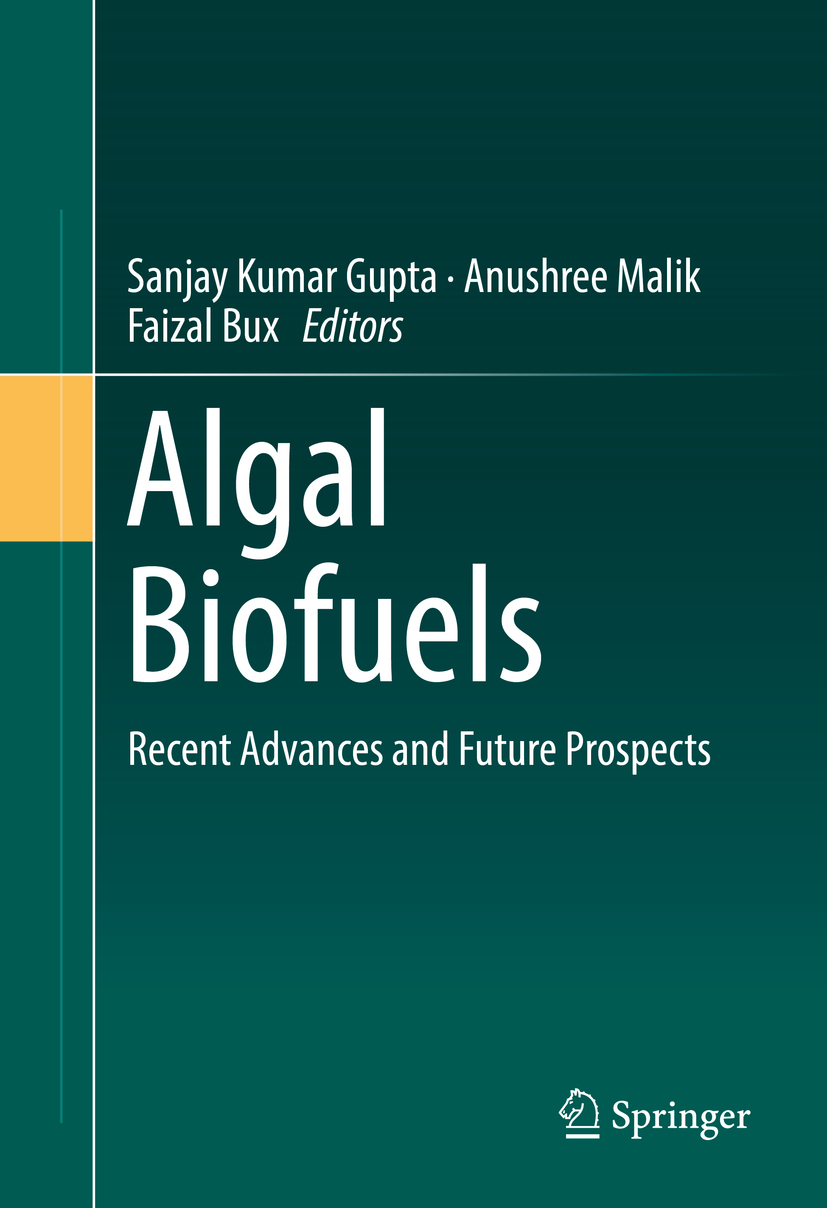 Bux, Faizal - Algal Biofuels, ebook