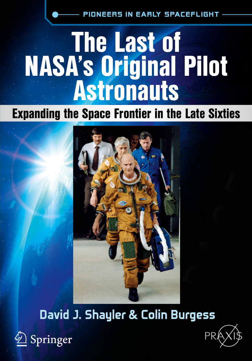 Burgess, Colin - The Last of NASA's Original Pilot Astronauts, ebook