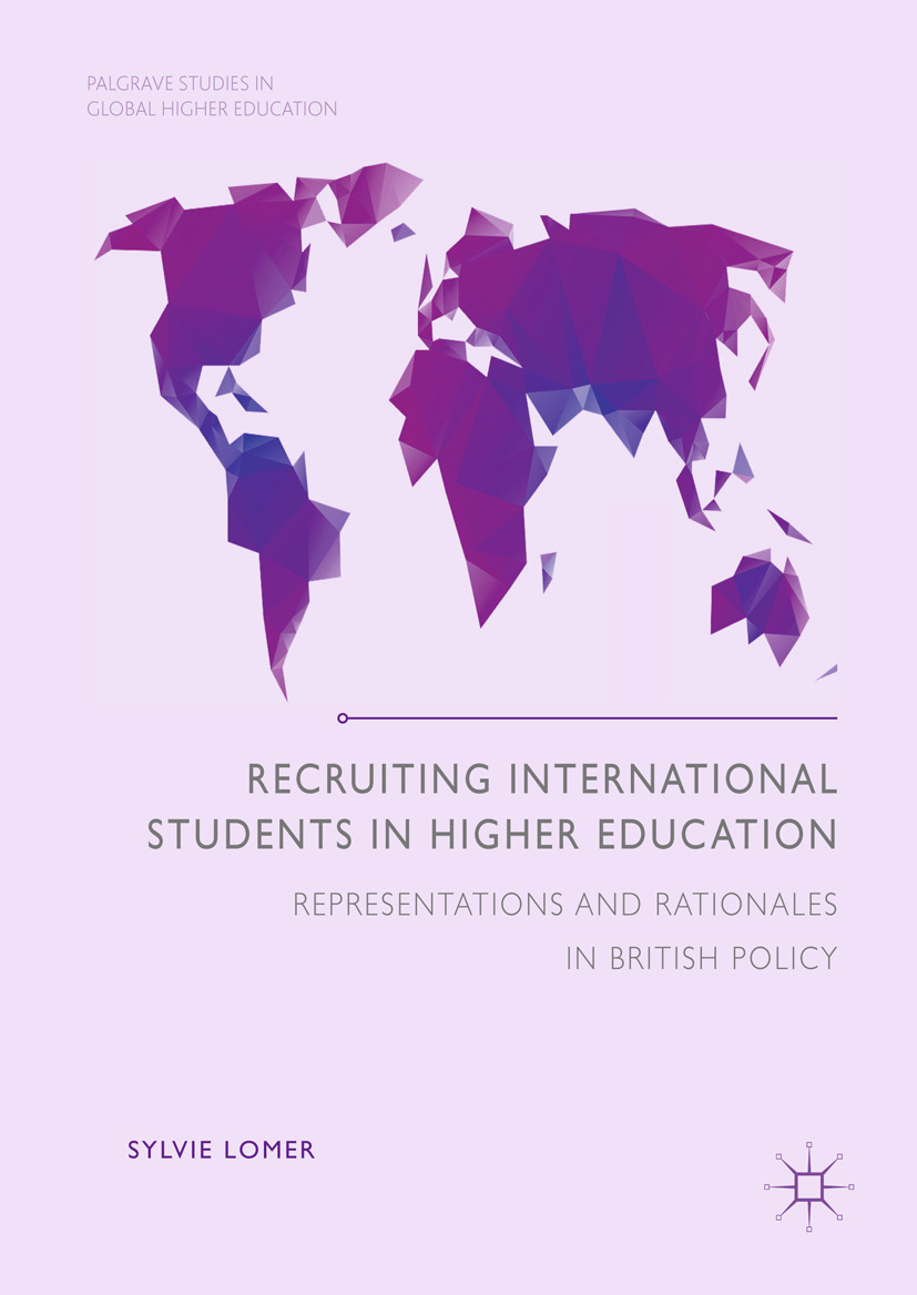 Lomer, Sylvie - Recruiting International Students in Higher Education, ebook