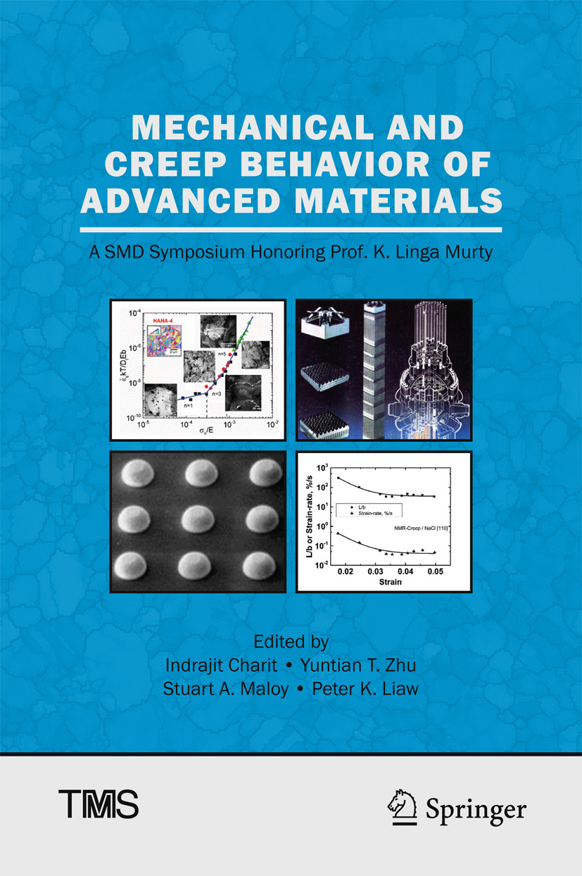 Charit, Indrajit - Mechanical and Creep Behavior of Advanced Materials, ebook