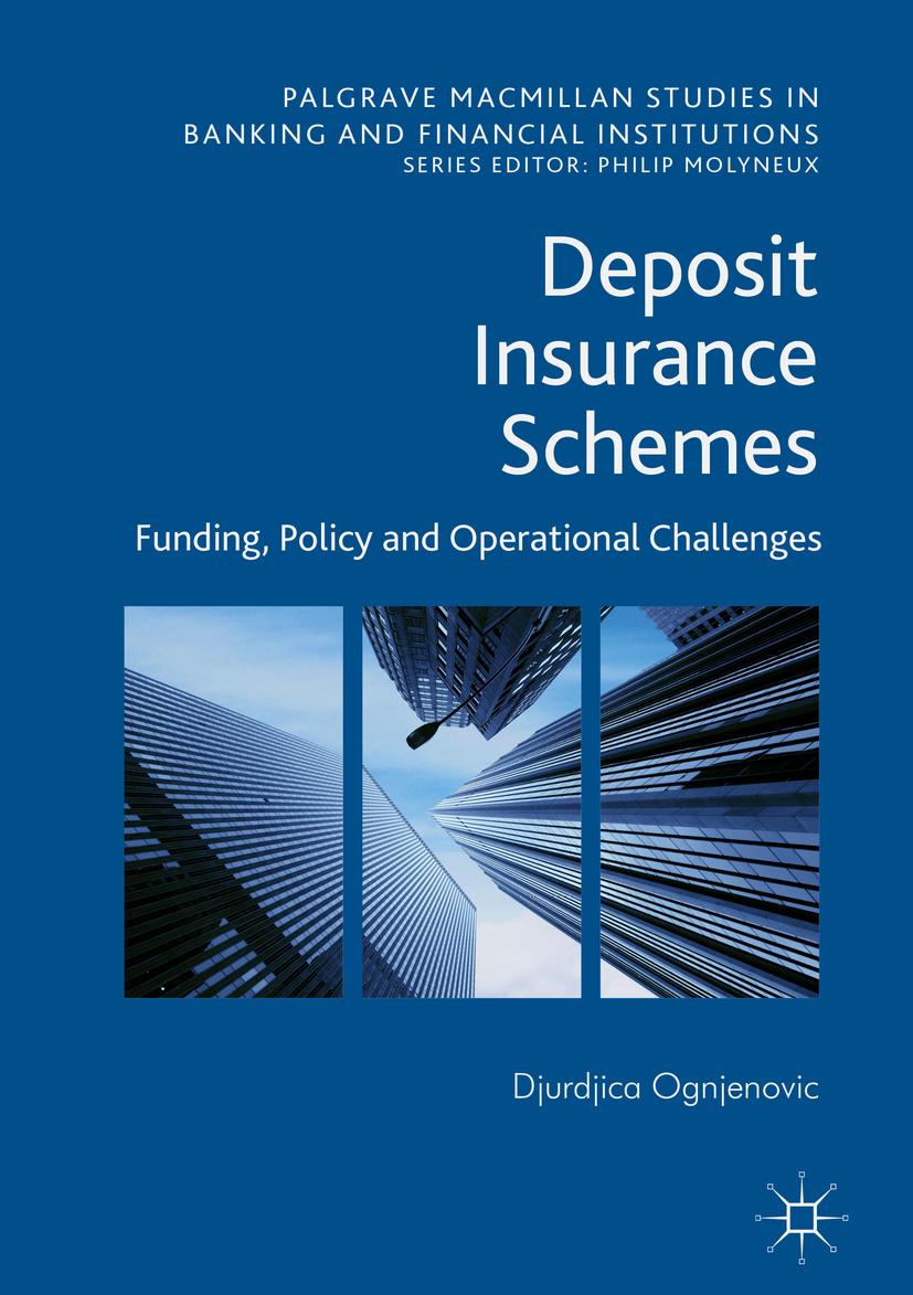 Ognjenovic, Djurdjica - Deposit Insurance Schemes, ebook
