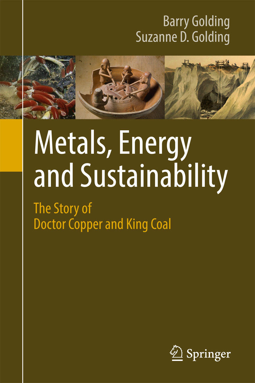 Golding, Barry - Metals, Energy and Sustainability, ebook