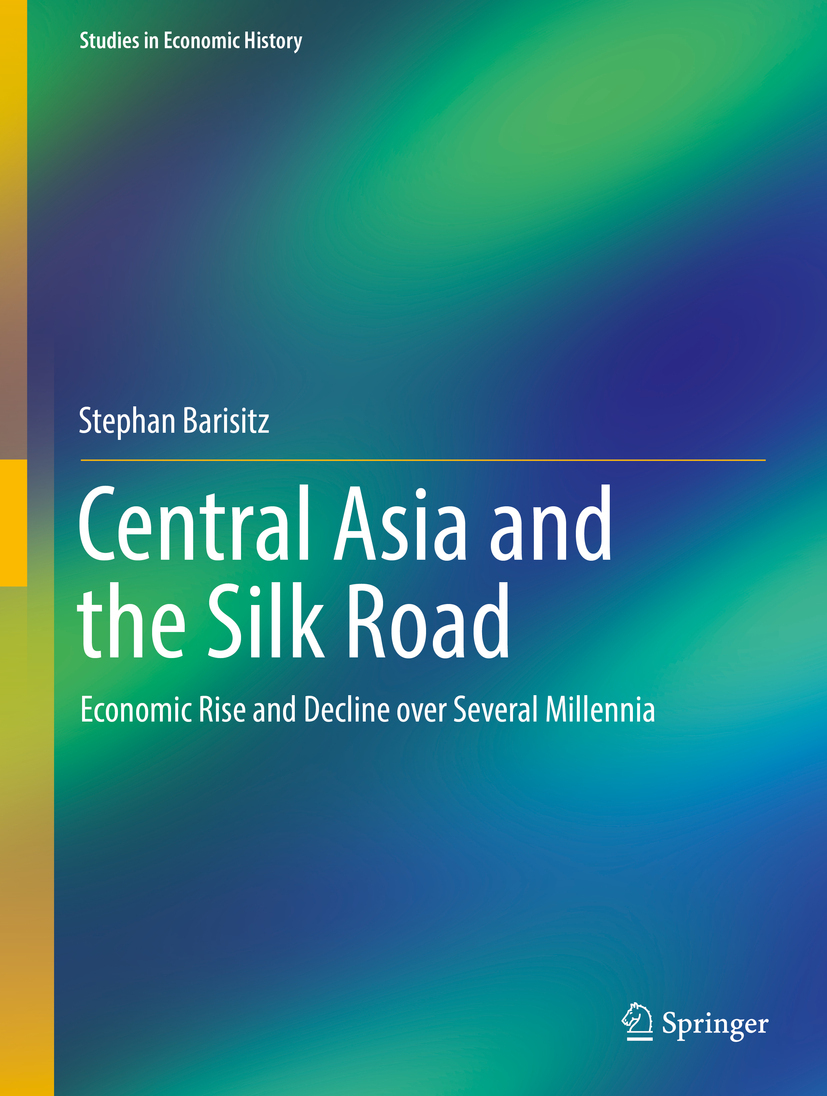 Barisitz, Stephan - Central Asia and the Silk Road, ebook