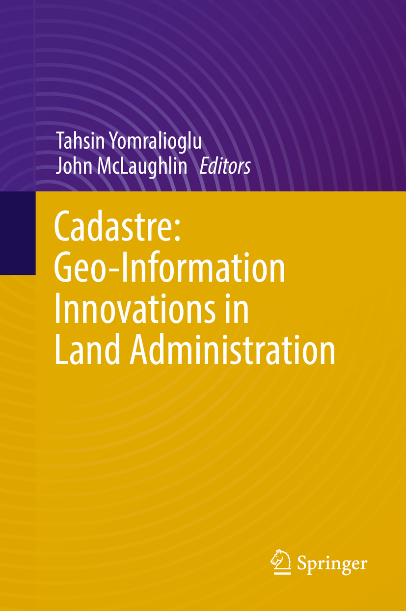 McLaughlin, John - Cadastre: Geo-Information Innovations in Land Administration, ebook