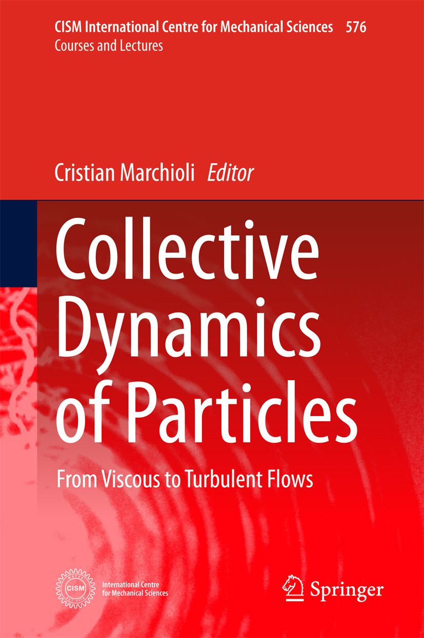 Marchioli, Cristian - Collective Dynamics of Particles, ebook