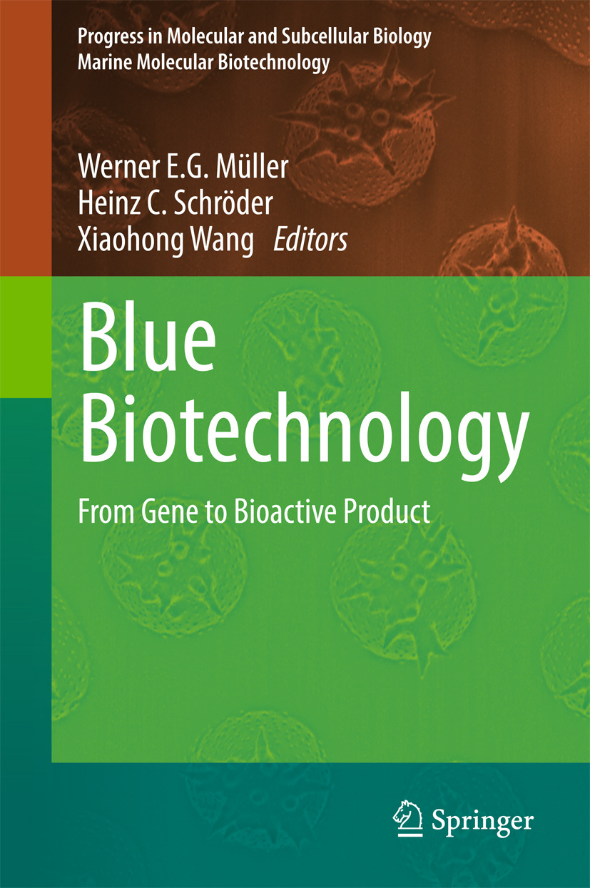 Müller, Werner E. G. - Blue Biotechnology, ebook
