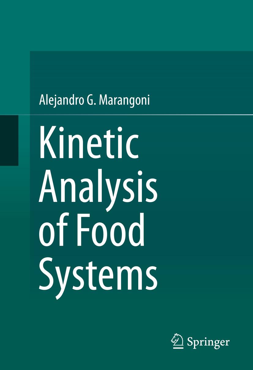 Marangoni, Alejandro G. - Kinetic Analysis of Food Systems, ebook