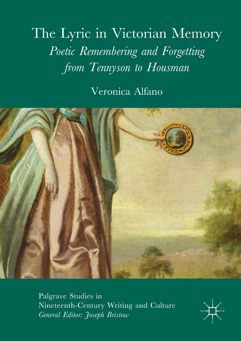 Alfano, Veronica - The Lyric in Victorian Memory, ebook