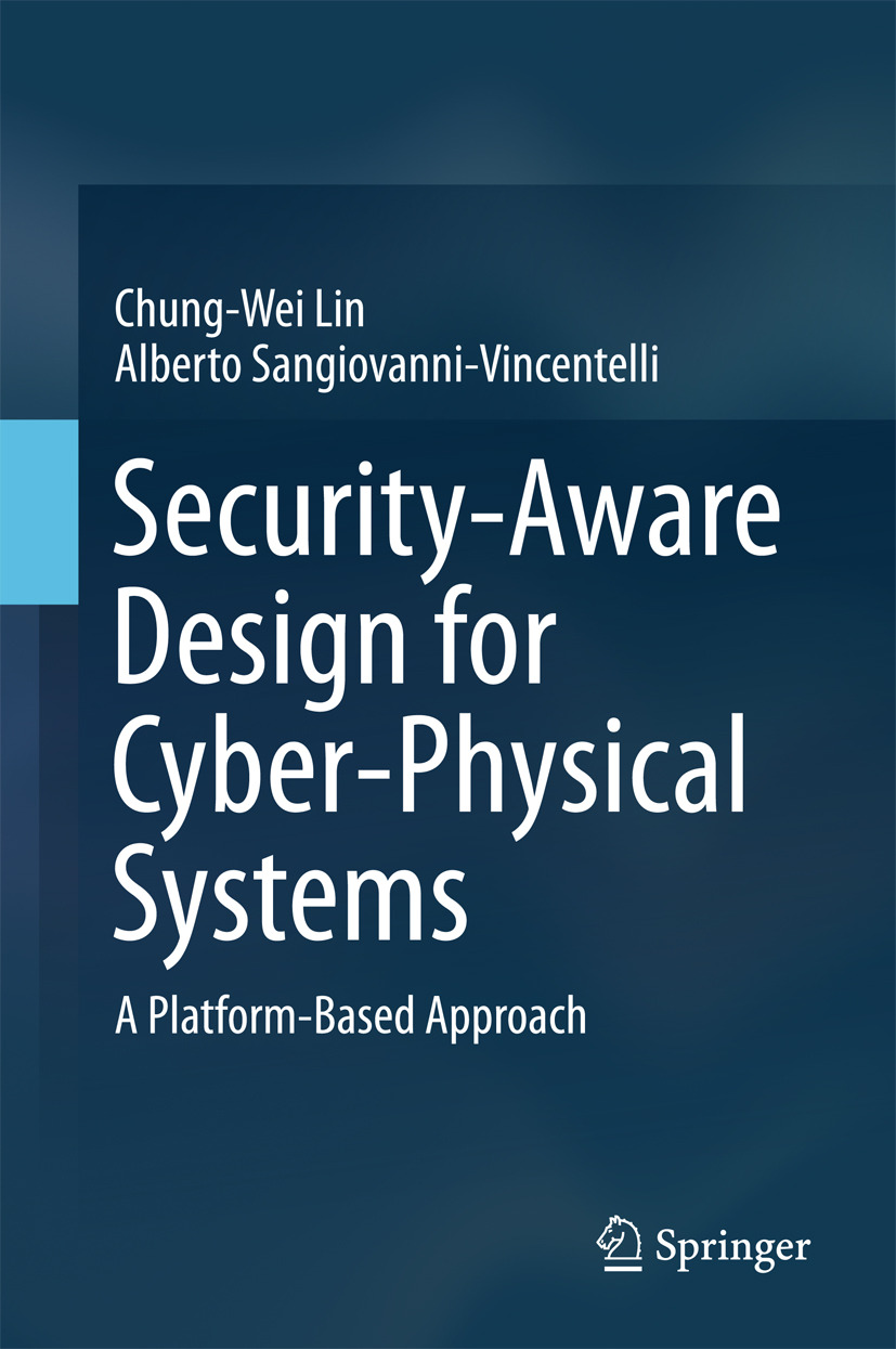 Lin, Chung-Wei - Security-Aware Design for Cyber-Physical Systems, ebook