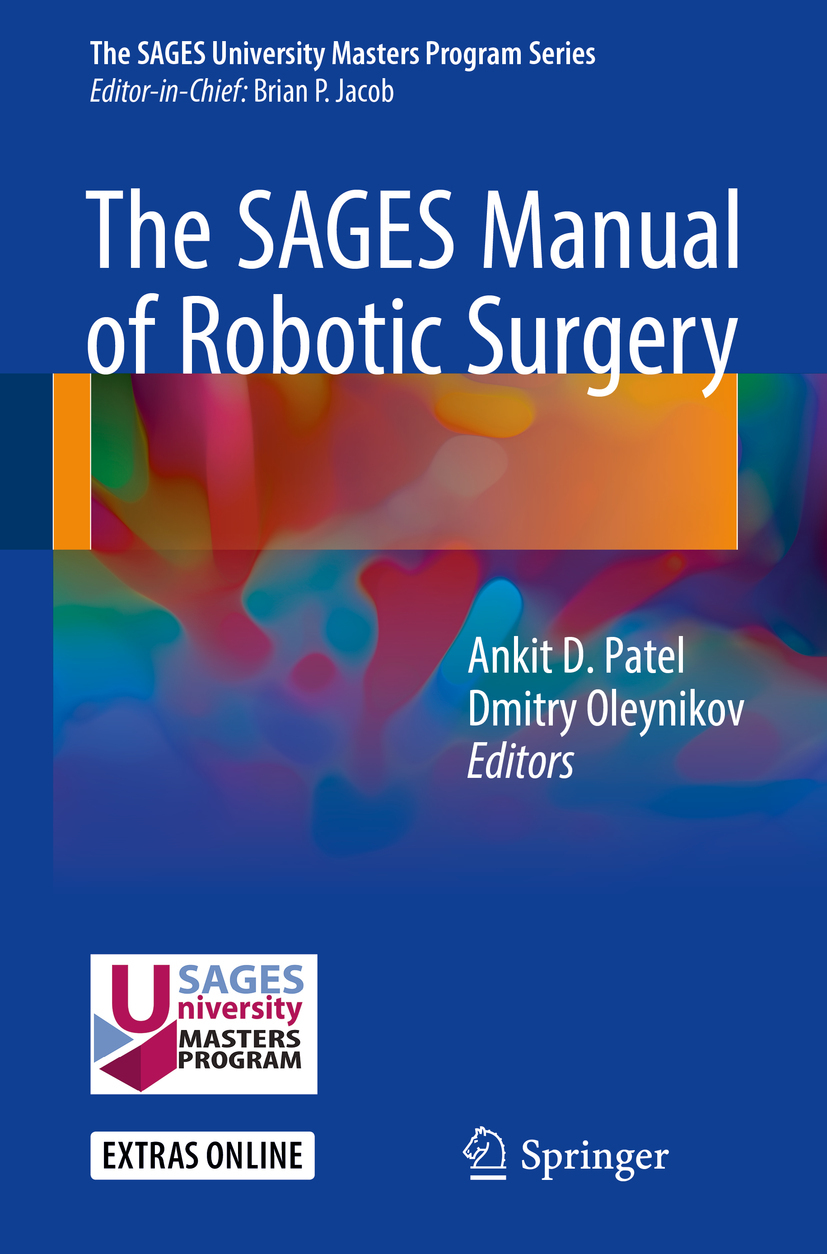 Oleynikov, Dmitry - The SAGES Manual of Robotic Surgery, ebook