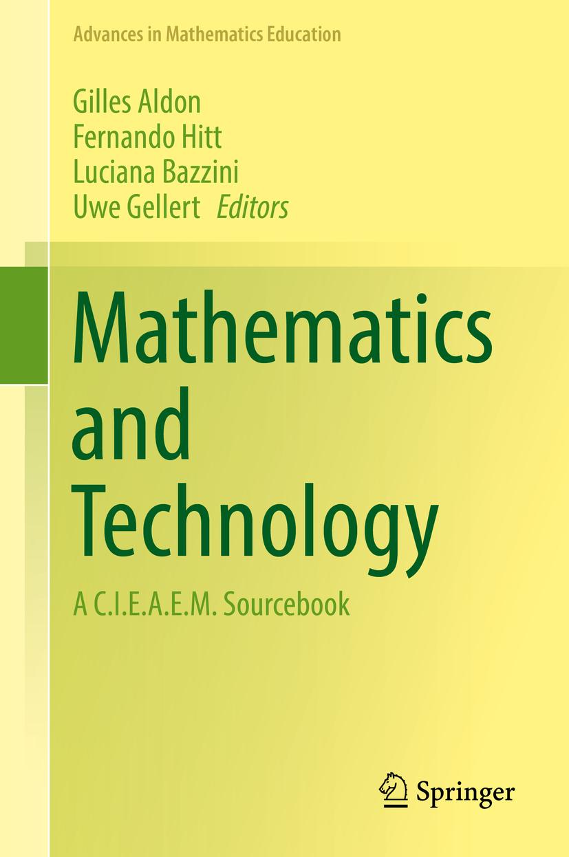 Aldon, Gilles - Mathematics and Technology, ebook