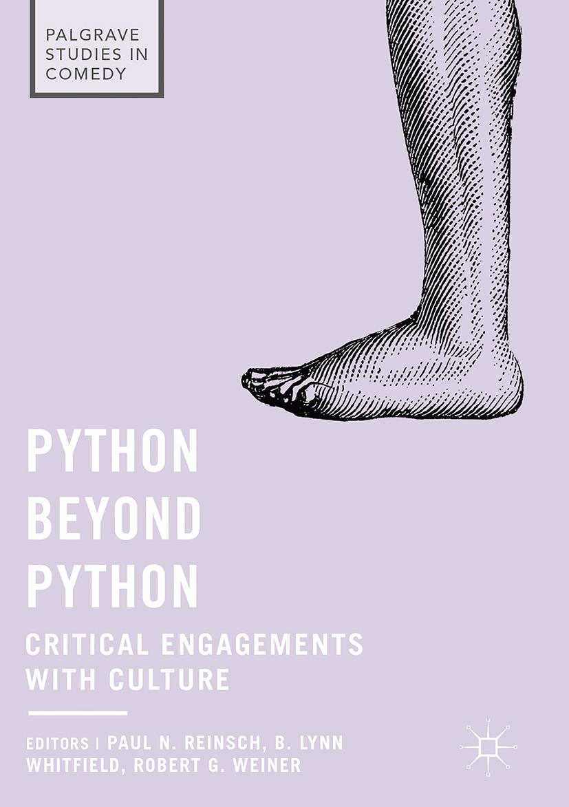 Reinsch, Paul N. - Python beyond Python, ebook