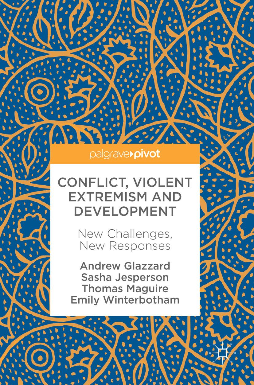Glazzard, Andrew - Conflict, Violent Extremism and Development, ebook