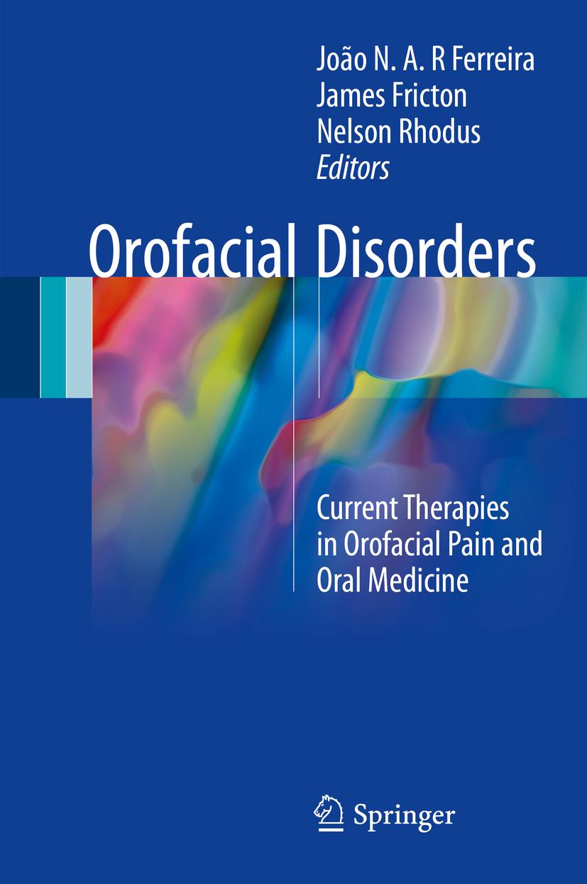 Ferreira, João N. A. R. - Orofacial Disorders, ebook