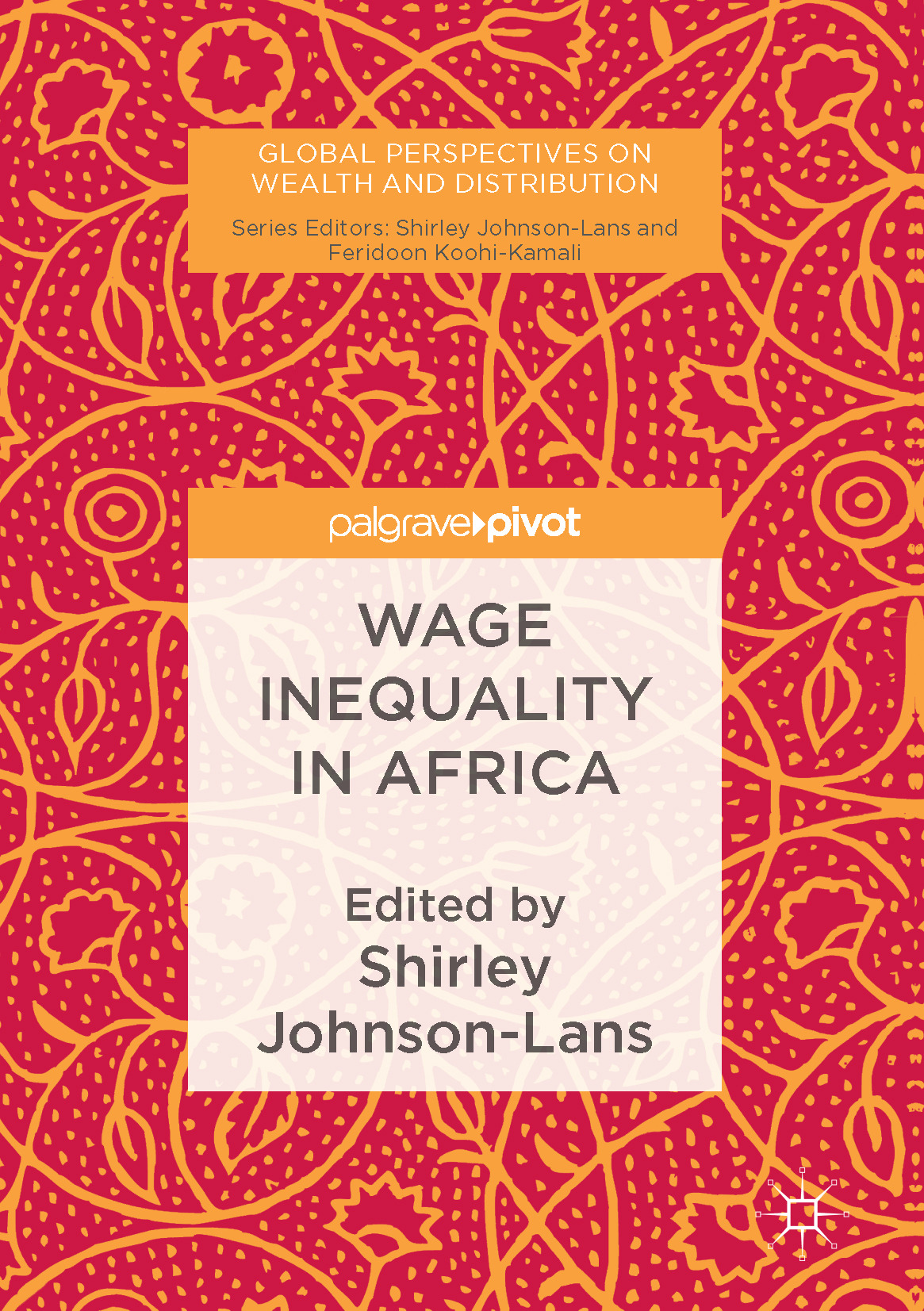 Johnson-Lans, Shirley - Wage Inequality in Africa, ebook