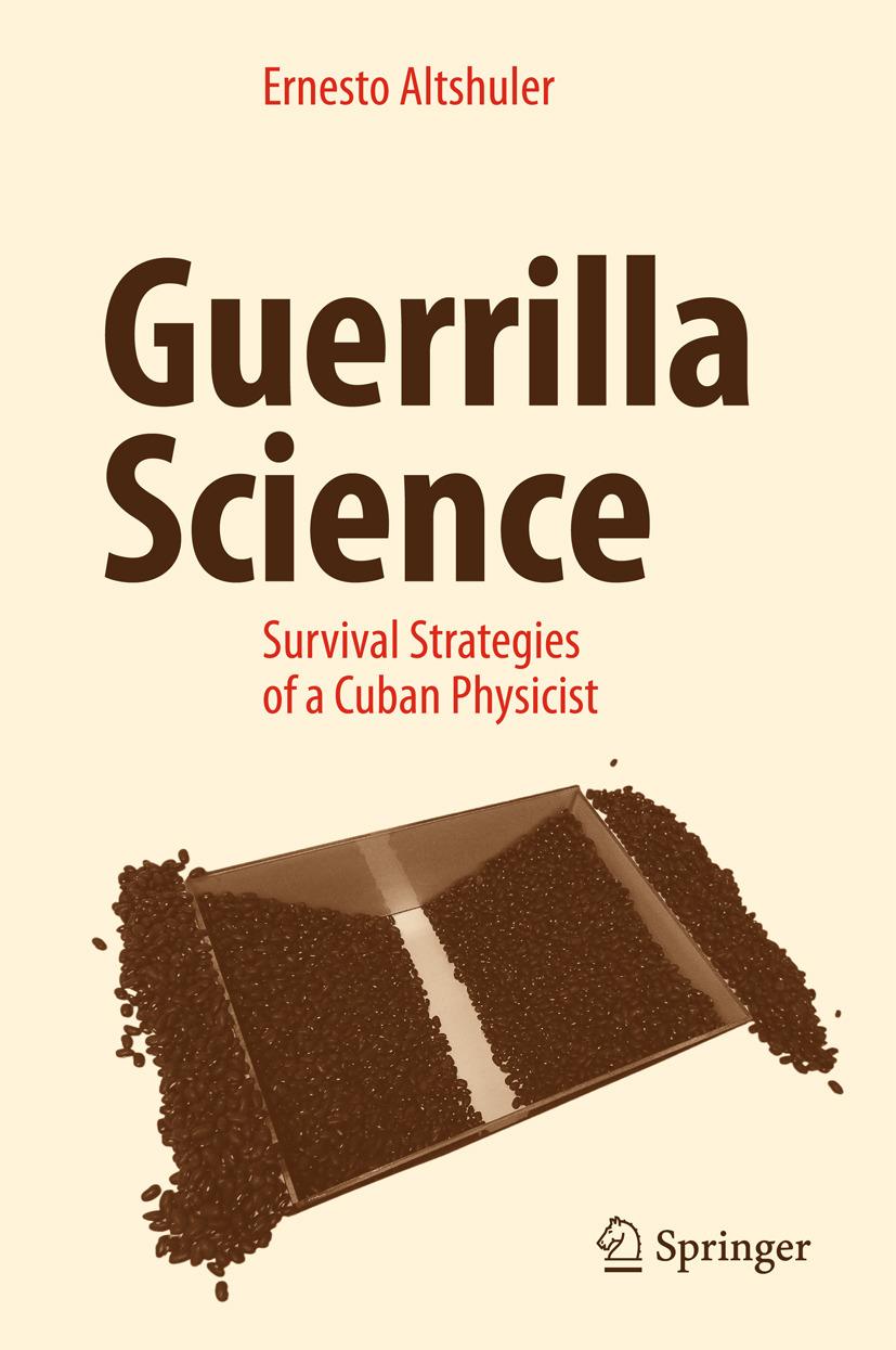 Altshuler, Ernesto - Guerrilla Science, ebook