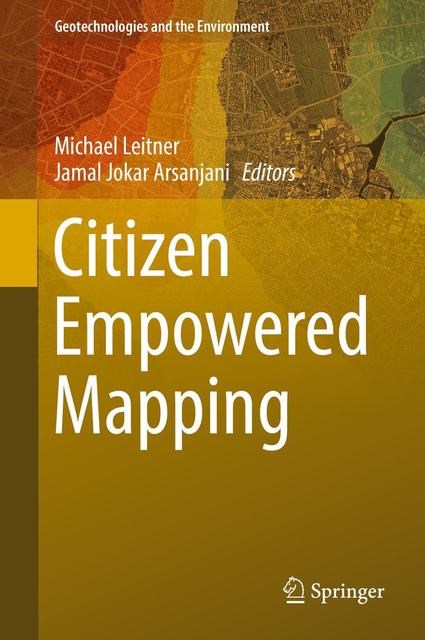 Arsanjani, Jamal Jokar - Citizen Empowered Mapping, ebook