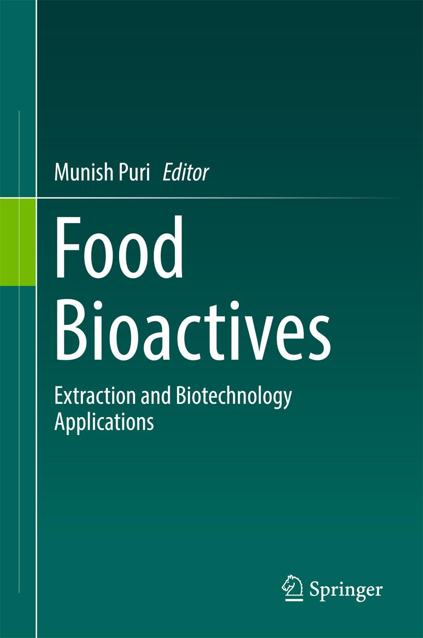 Puri, Munish - Food Bioactives, ebook