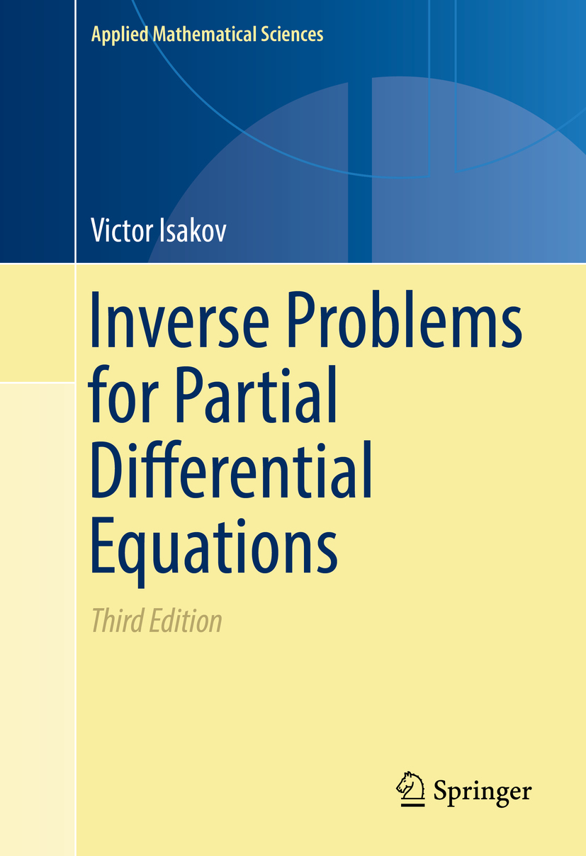 Isakov, Victor - Inverse Problems for Partial Differential Equations, ebook
