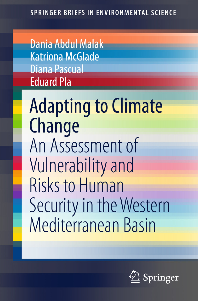 Malak, Dania Abdul - Adapting to Climate Change, ebook
