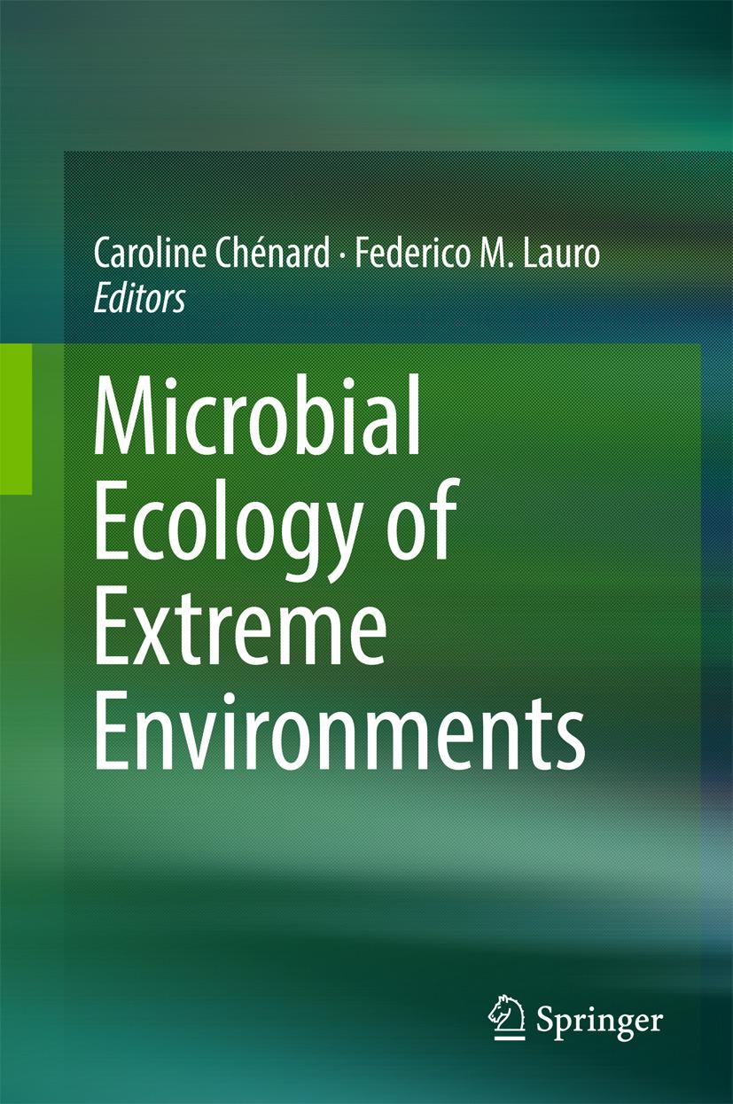 Chénard, Caroline - Microbial Ecology of Extreme Environments, ebook