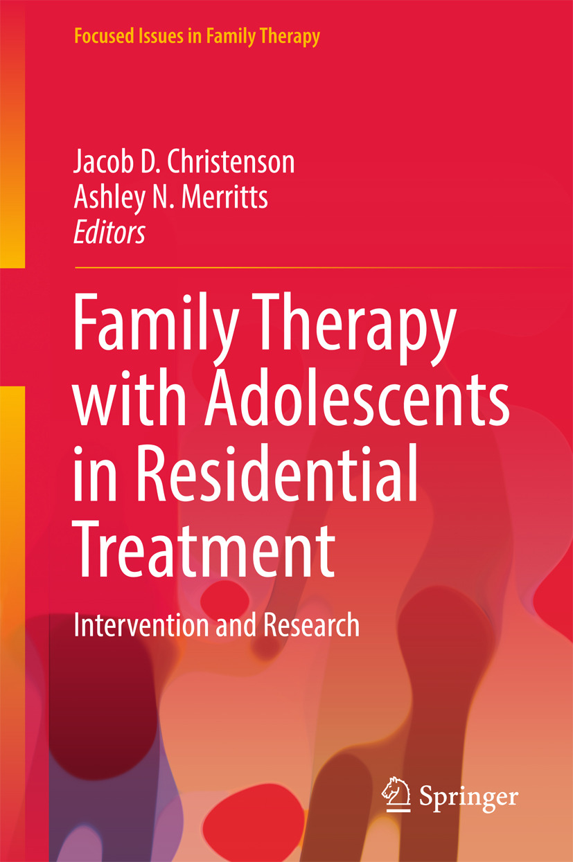 Christenson, Jacob D. - Family Therapy with Adolescents in Residential Treatment, ebook