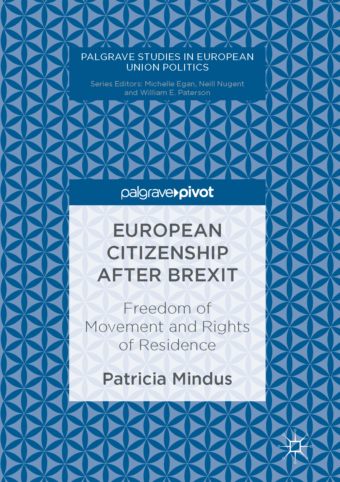 Mindus, Patricia - European Citizenship after Brexit, ebook