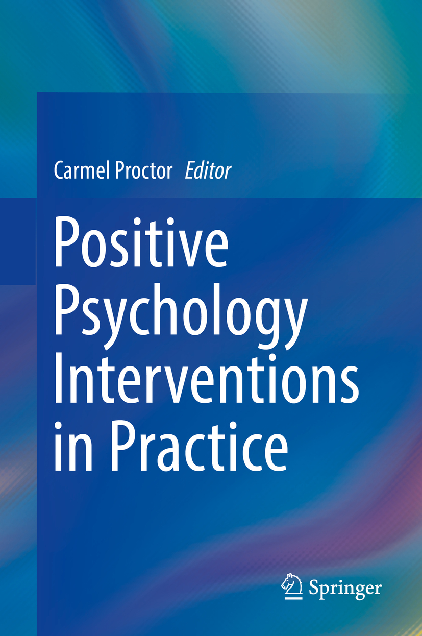Proctor, Carmel - Positive Psychology Interventions in Practice, ebook