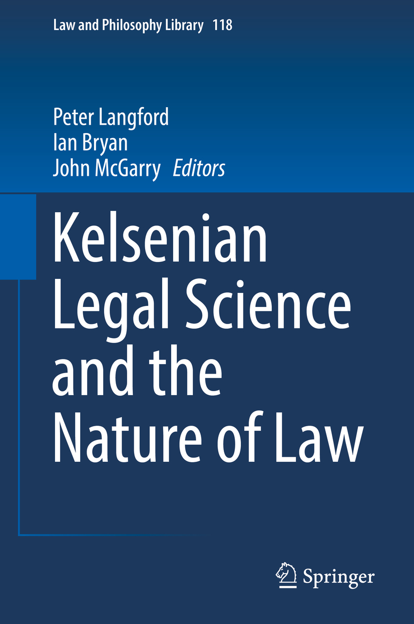Bryan, Ian - Kelsenian Legal Science and the Nature of Law, ebook