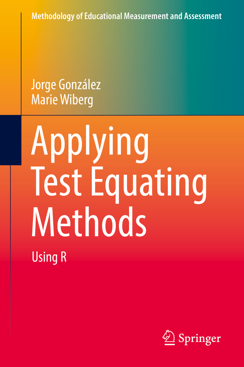 González, Jorge - Applying Test Equating Methods, ebook