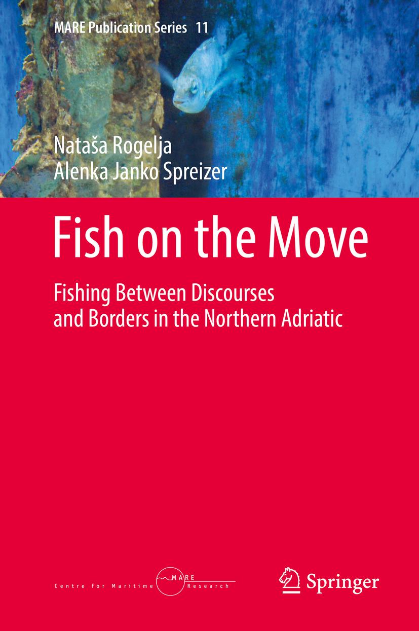 Rogelja, Nataša - Fish on the Move, ebook