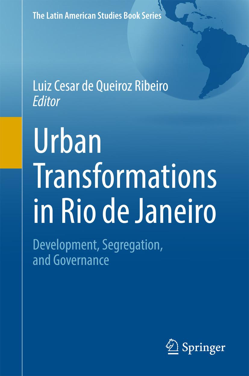 Ribeiro, Luiz Cesar de Queiroz - Urban Transformations in Rio de Janeiro, ebook