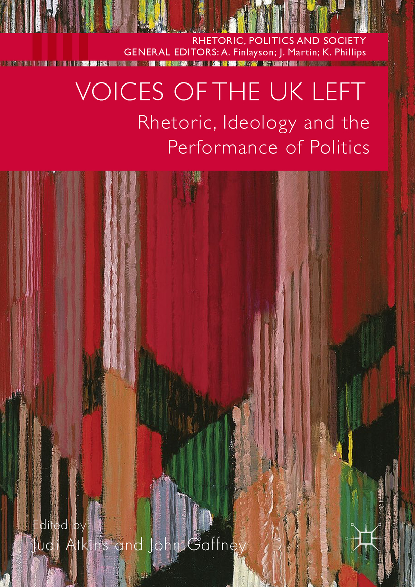 Atkins, Judi - Voices of the UK Left, ebook