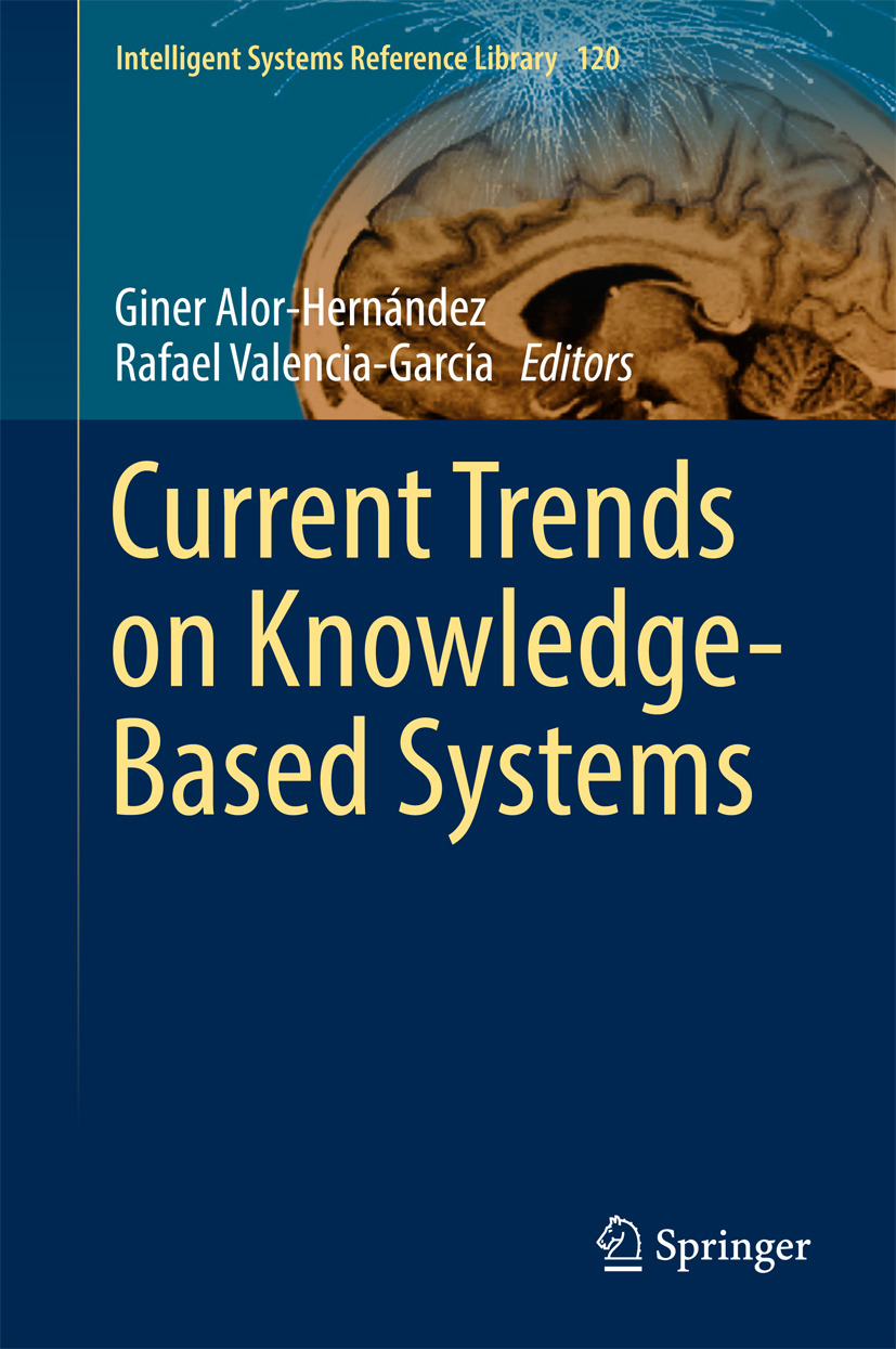 Alor-Hernández, Giner - Current Trends on Knowledge-Based Systems, ebook