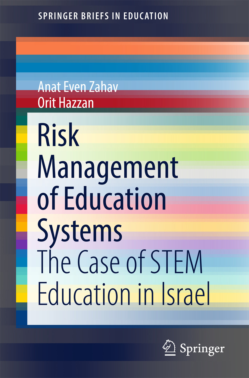 Hazzan, Orit - Risk Management of Education Systems, ebook