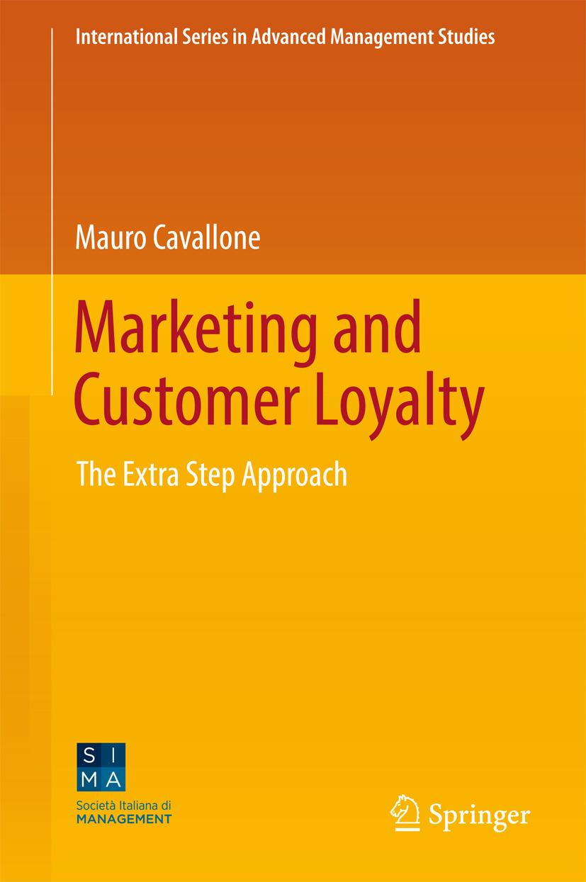 Cavallone, Mauro - Marketing and Customer Loyalty, ebook