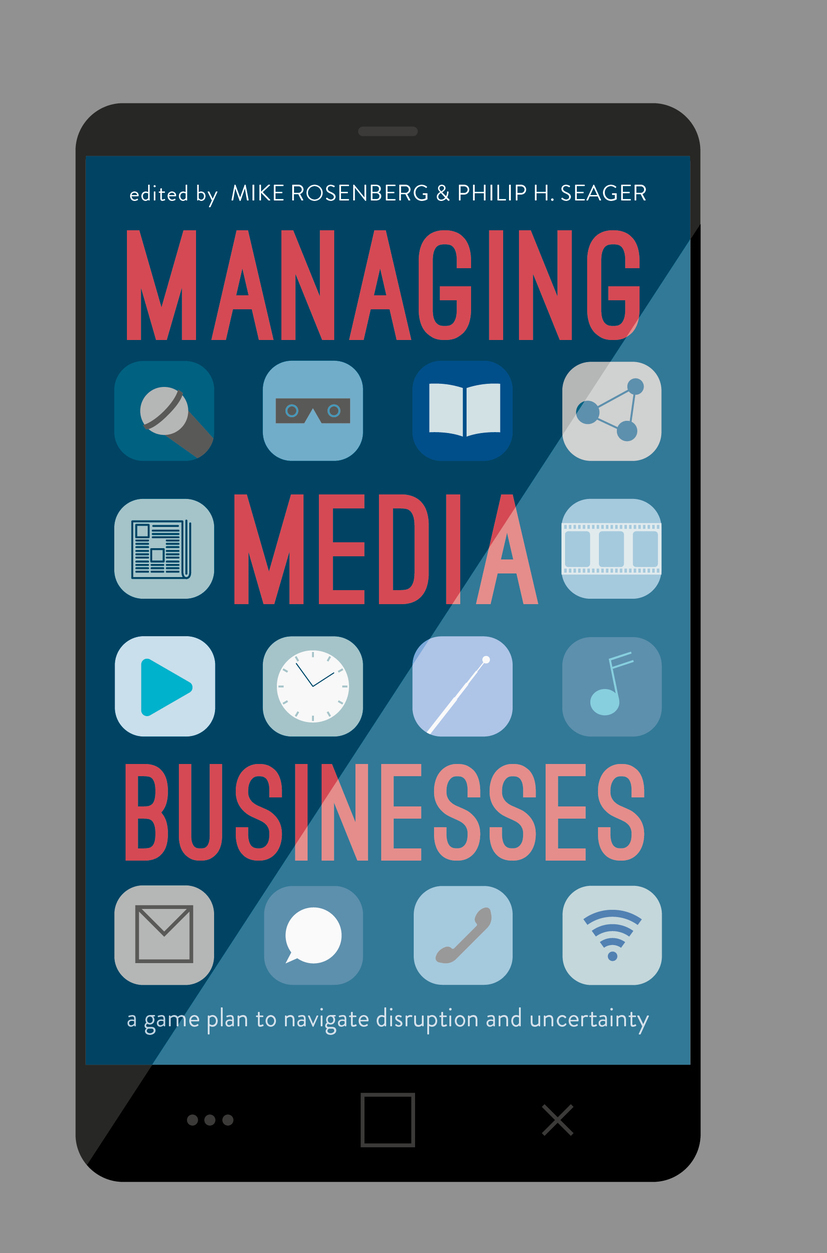 Rosenberg, Mike - Managing Media Businesses, ebook