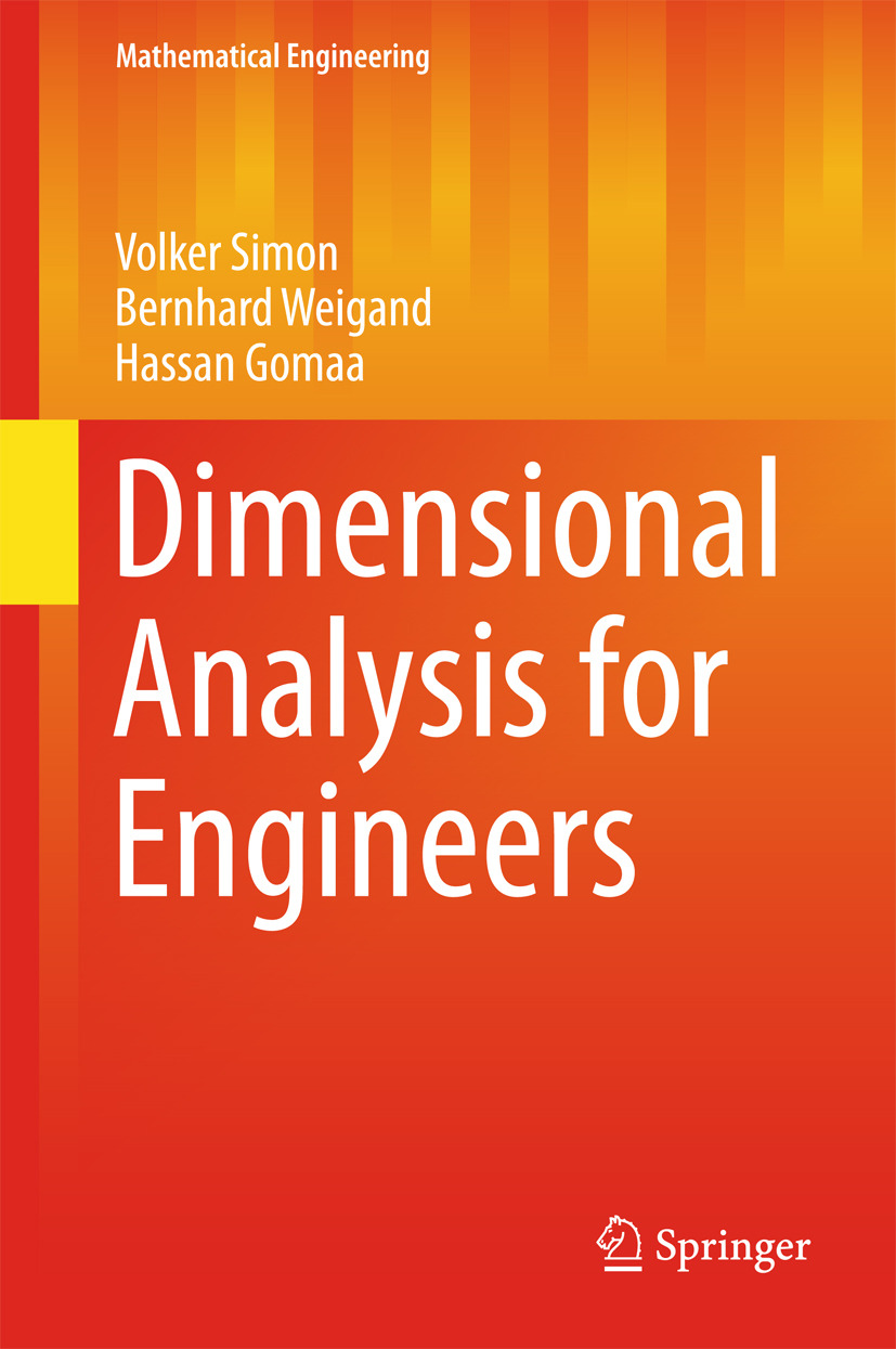 Gomaa, Hassan - Dimensional Analysis for Engineers, ebook