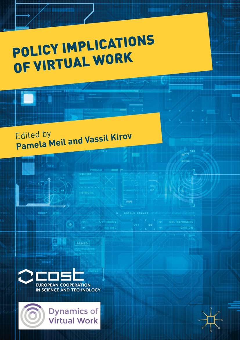 Kirov, Vassil - Policy Implications of Virtual Work, ebook