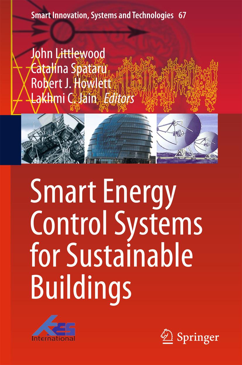 Howlett, Robert J. - Smart Energy Control Systems for Sustainable Buildings, e-bok