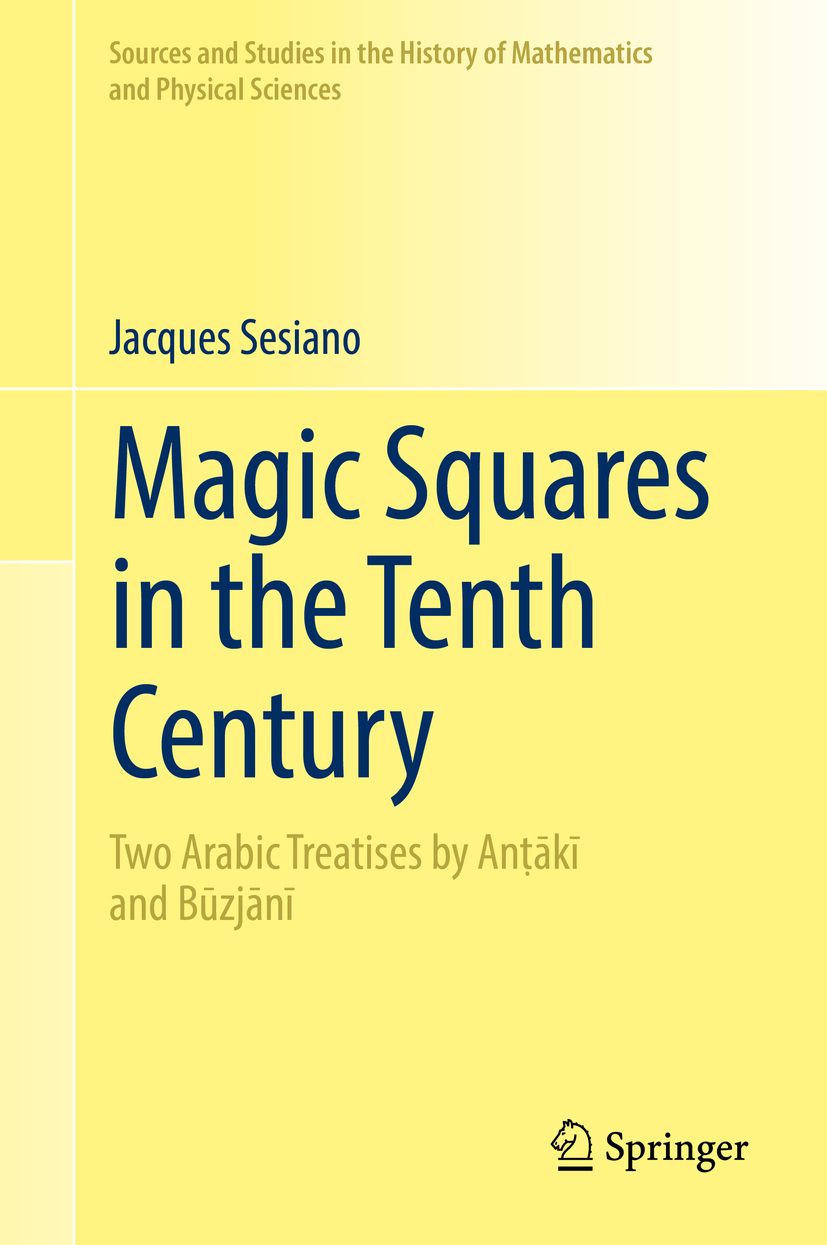 Sesiano, Jacques - Magic Squares in the Tenth Century, e-bok
